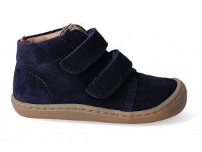 kožné dětské boty