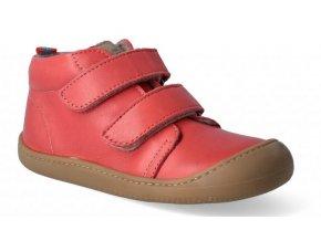 boty Koel4kids Coral KO936TW-04 hladká kůže/fleece PLUS