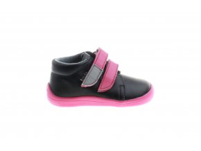 boty Beda EL růžové kotníčkové s membránou (BF 0001/W/M)