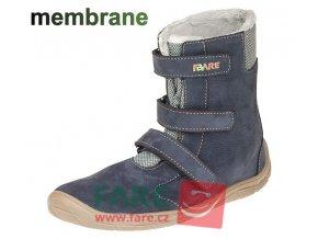 zimní barefootové Fare boty