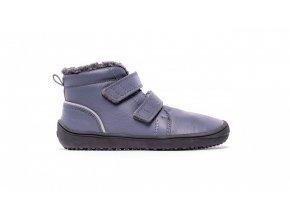 zimní barefoot boty dětské