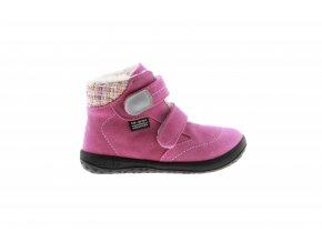 boty Jonap B5SV růžová
