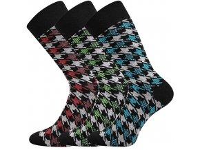 ponožky vzorované