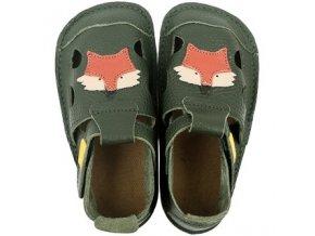 sandale barefoot din piele nido felix 18174 2