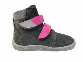 zimní barefoot boty