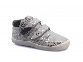 boty Beda Silver shine kotníčkové s membránou (BF 0001/W/M/)
