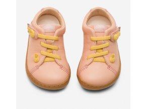 dětské boty camper kožené