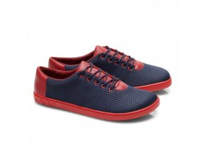 zaqq qaro red navy