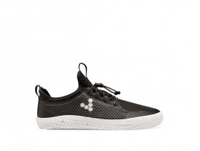 vivobarefoot junior black