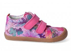 kožené celoroční boty