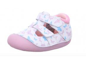 boty pro první kroky