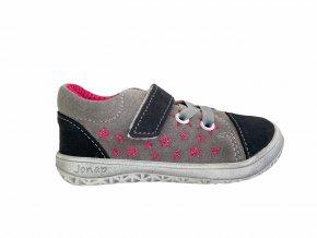 celoroční boty kožené