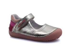 boty D.D.Step - 20A Silver (063)