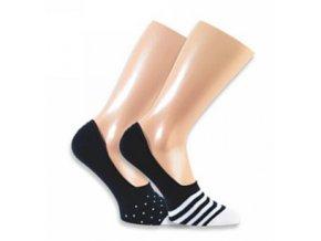 neviditelné ponožky