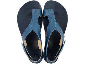 soul barefoot women s sandals blue 1 21376 2