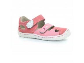 sandály Fare B5461251 růžové (bare)