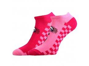 ponožky kotníčkové nízké