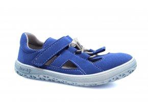 sandály Jonap B9/MF modrá slim