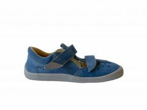 sandály Beda Blue Mandarine (BF0001/SD/W)