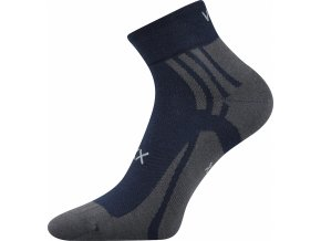 nízké antibakteriální ponožky Voxx Abra tm. modré