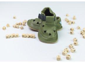 sandály/bačkory Baby Bare IO Bosco - TS