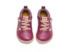 boty Camper Peu Violet kotníčkové (First Walkers)