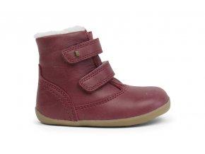 vyšší kotníčkové zimní boty