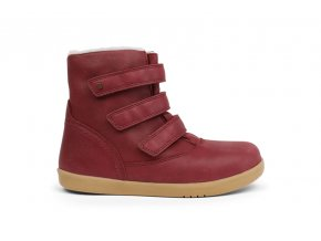 Bobux Aspen Dark Red