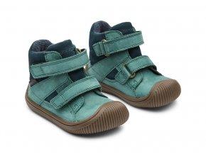 podzimní boty s membránou