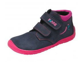 Barefoot celoroční boty na široké nohy