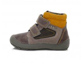 zimní boty s kožíškem pro děti