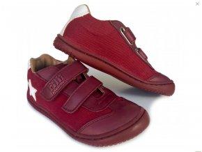dětské jarní barefoot boty Filii