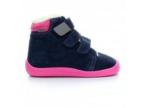 beda elisha zimní barefoot boty