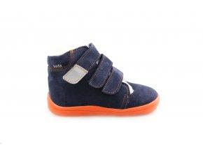 zimní brefootové boty Beda
