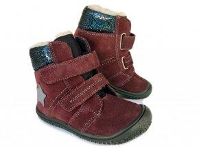 barefoot zimní boty