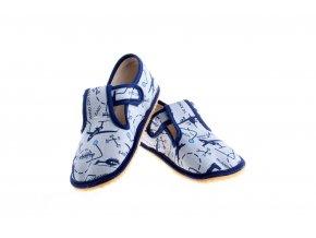 chalpecké barefoot bačkory