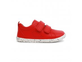 unisex Bobux Red Grass Court