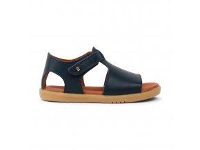 sandálky s otevřenou špičkou a patou