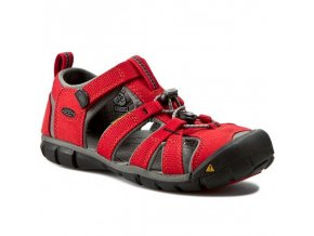Keen racing red ceacamp