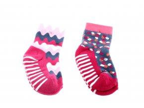 protiskluzové ponožky pro holky