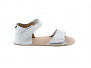 sandály Orto Plus Mirrisa bílé (BF-D203-G/10), šíře G