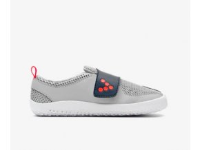 Vivobarefoot Primus navy grey orange
