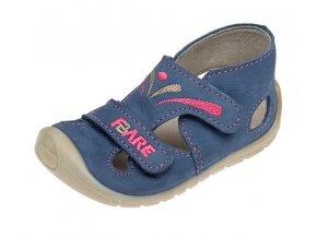 dětské sandály Fare bare