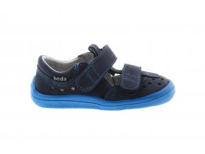 barefoot chlapecké sandály