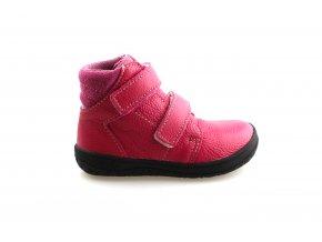 kotníčkové dětské barefoot boty