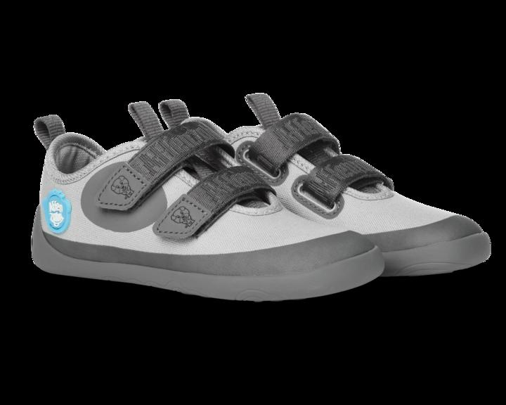 tenisky Affenzahn Cotton Sneakers Dog Grey Velikost boty (EU): 24, Vnitřní délka boty: 157, Vnitřní šířka boty: 63