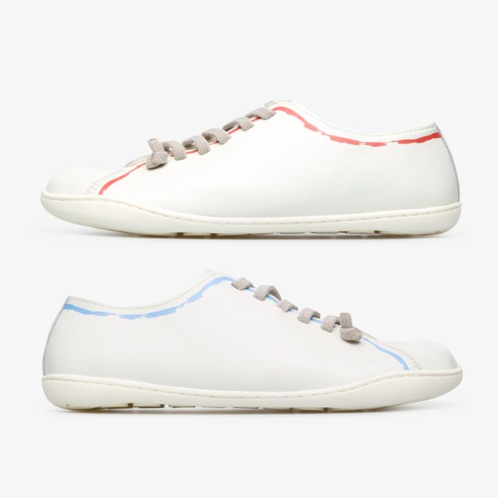 Levně boty Camper Peu Twins White (K201228-003) velikosti bot EU: 37