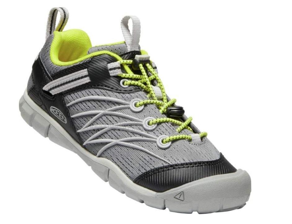 boty Keen Steel Grey/Evening Primrose K (CNX) velikosti bot EU: 35