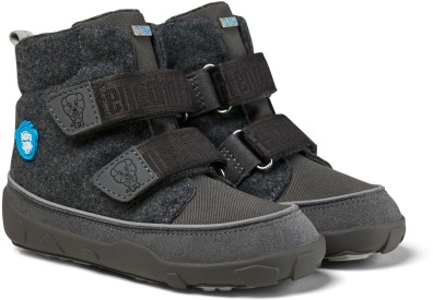 boty Affenzahn Comfy Walk Midboot Wool Dog Grey Velikost boty (EU): 25, Vnitřní délka boty: 165, Vnitřní šířka boty: 63