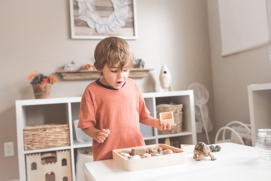 Montessori hračky: skvelé senzorické učenie